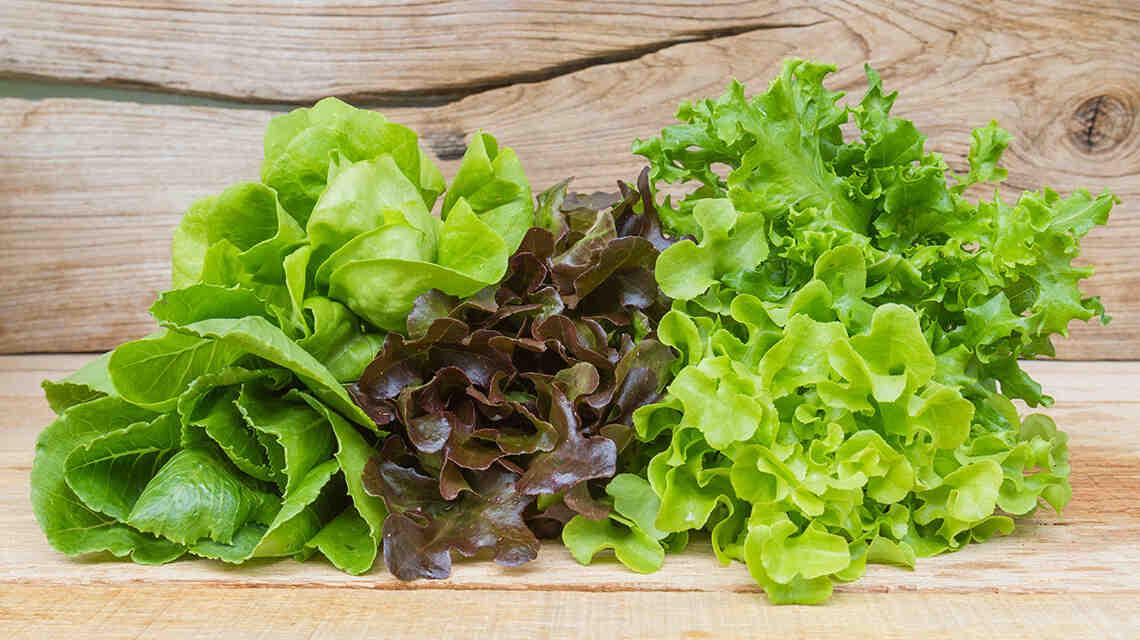 Comment bien essorer la salade ?