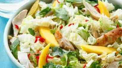 Comment essorer une salade sans ?