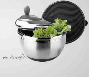 Comment faire sans essoreuse à salade ?