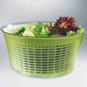 Comment fonctionne une essoreuse à salade ?