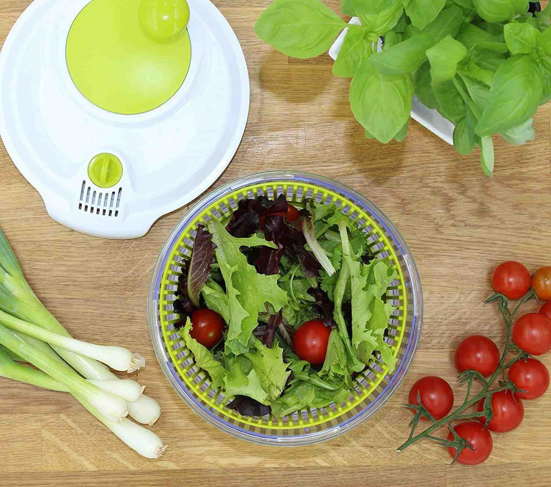 Comment se servir d'une essoreuse à salade ?