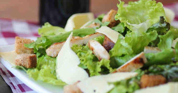 Comment utiliser des salades qui montent ?