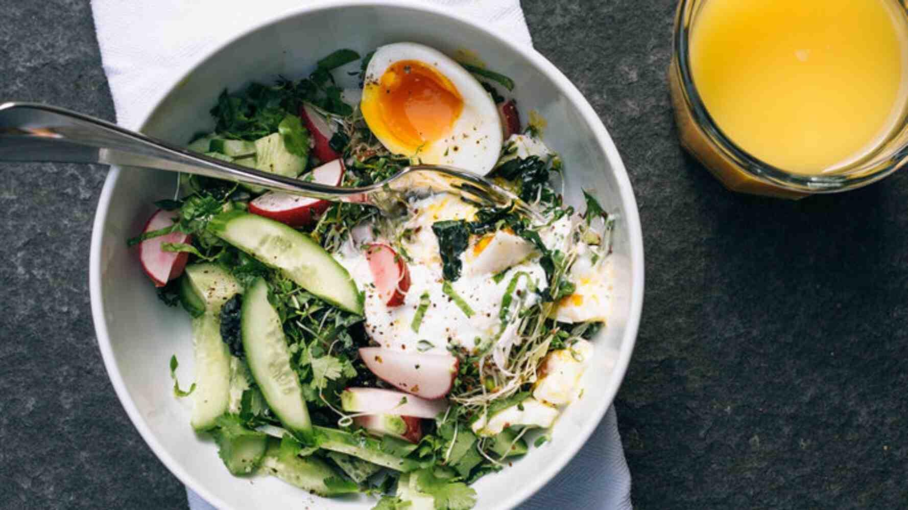 Quand consommer la salade ?