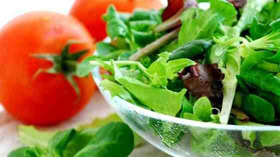 Quand manger de la salade verte ?