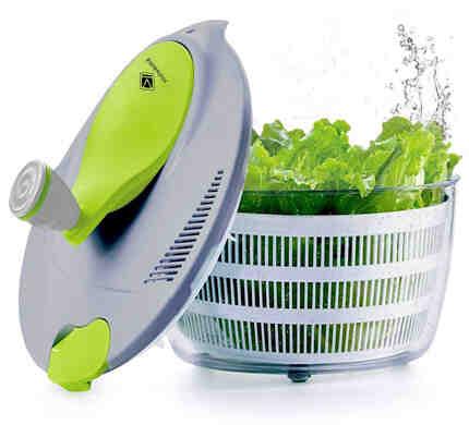 Qui a inventé l'essoreuse à salade ?